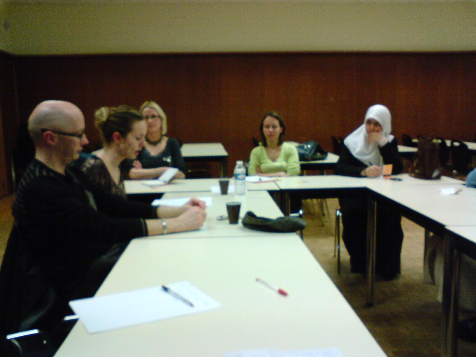 rencontres des doctorants    doctoral meetings  2010