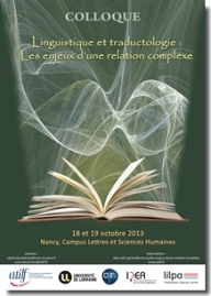 Colloque_LinguistiqueTraductologie_2013_Vignette