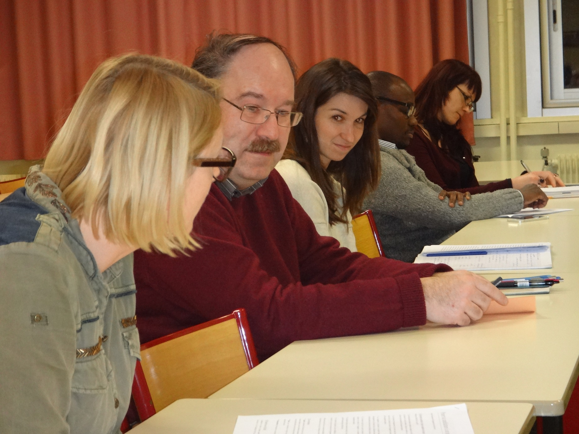 rencontres des doctorants    doctoral meetings  2014
